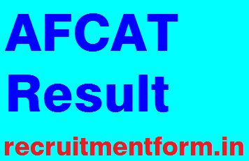 Air Force Common Admission Test 2 exam result 2015 will be declared here. Check AFCAT Result 2015 at upsc.gov.in/. Check AFCAT 2 Result date in October 2015.