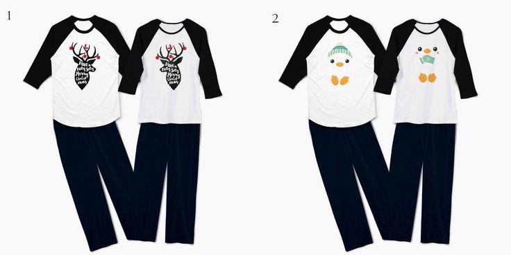 Ai o pijama de vacanta preferata? Voteaza varianta 1 sau 2.