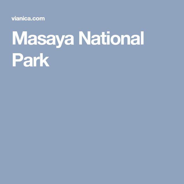 Masaya National Park