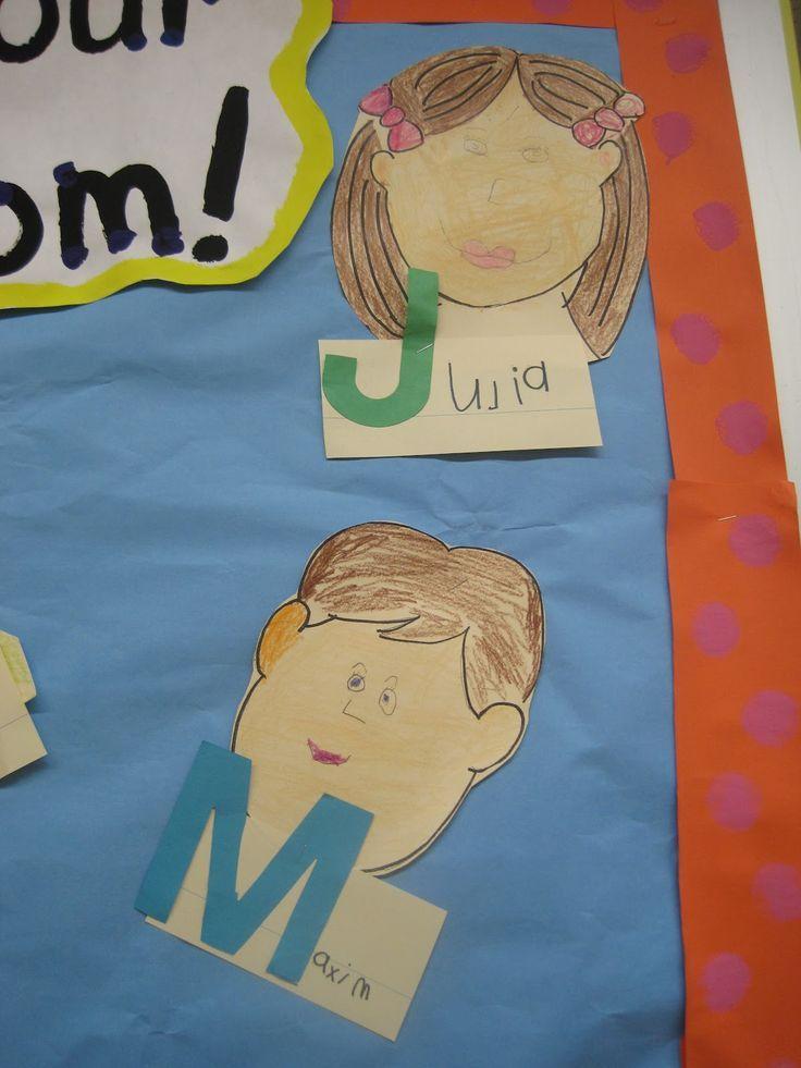 Preschool Classroom Name Ideas : Best bulletin boards doors images on pinterest