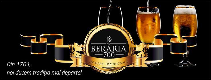 Vino la Beraria 700 sa ciocnim halbele cu bere rece si spumoasa! Unde? Aproape de centrul Timisoarei, la cetatea din Piata 700. In fiecare zi va asteptam cu hal