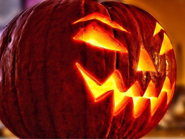 Halloween pumpkin...