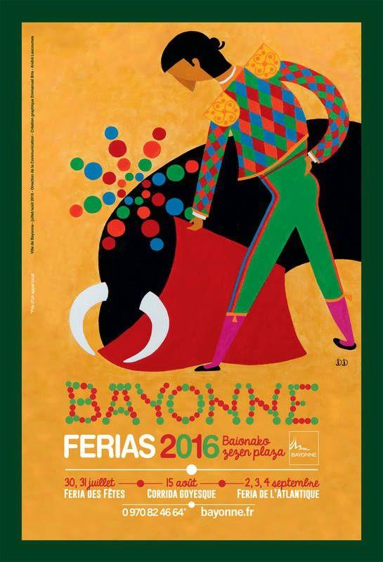 BAYONNE 2016 - LES CARTELS