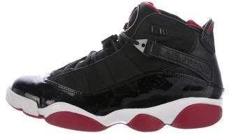 bdc58f23db8503 Nike Air Jordan 6 Rings High-Top Sneakers