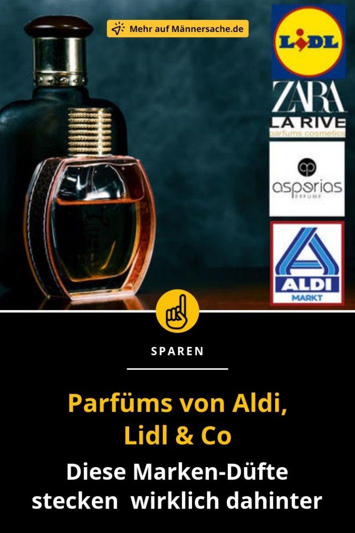 10 Parf ms bei Aldi Lidl amp Co in 2020 | Parfümerie, Lidl ...