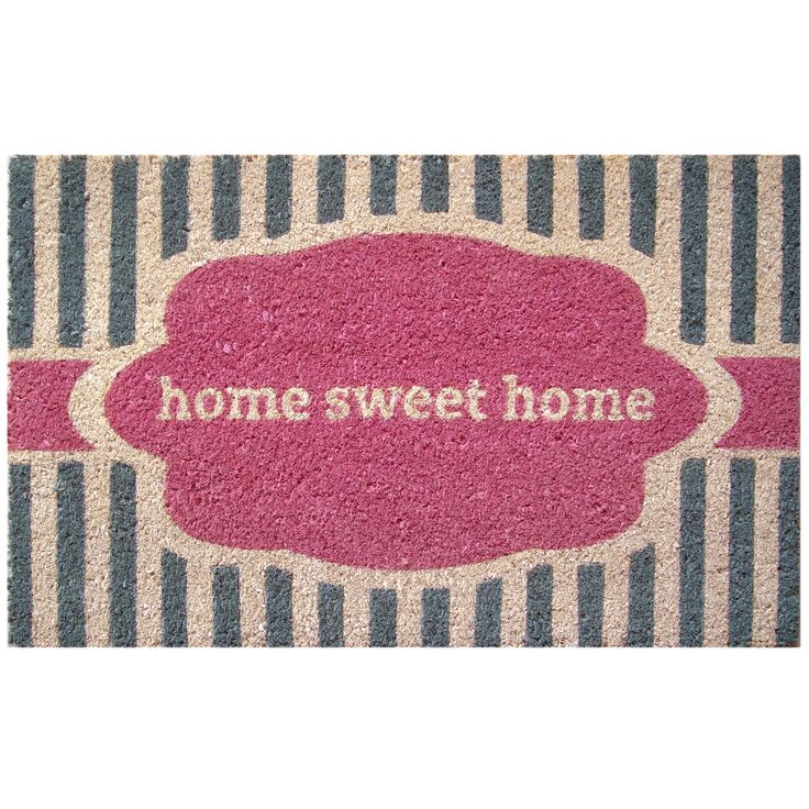 20 Best Word Mats Images On Pinterest | Entryway, Coir Doormat And Door Mats