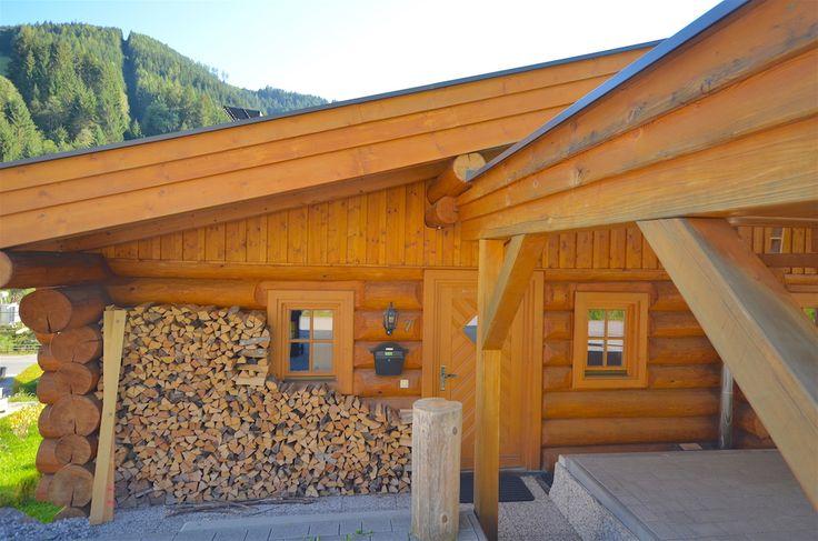 Die besten 25 kanadisches blockhaus ideen auf pinterest for Chalet modern bauen