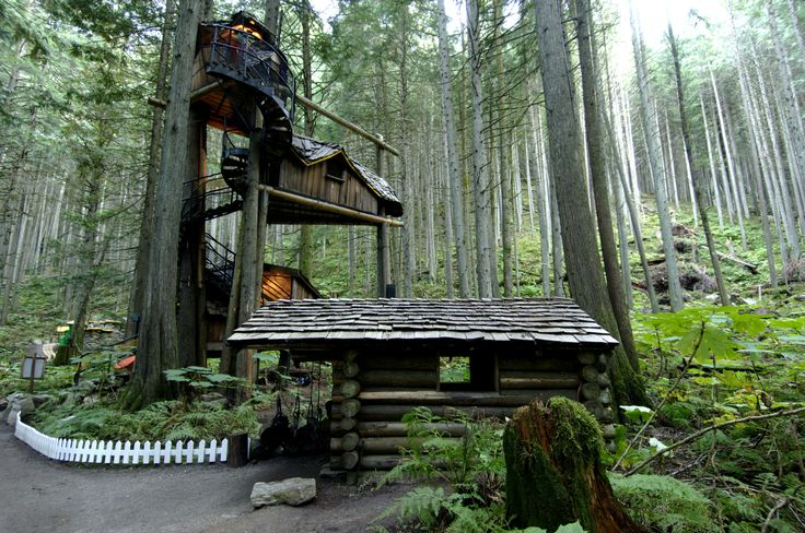 British Columbia has a Whimsical secret - The Enchanted Forest
