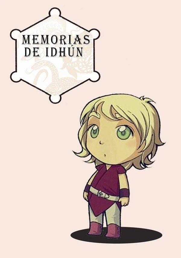 Chibi Jack. personaje Laura Gallego