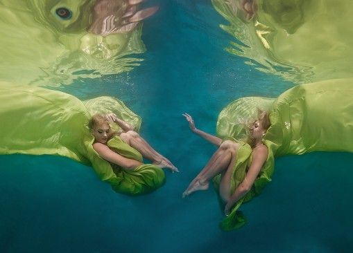 Surreal imagery and photography blend and merge in the unique perspective of South African photographer, Ilse Moore.