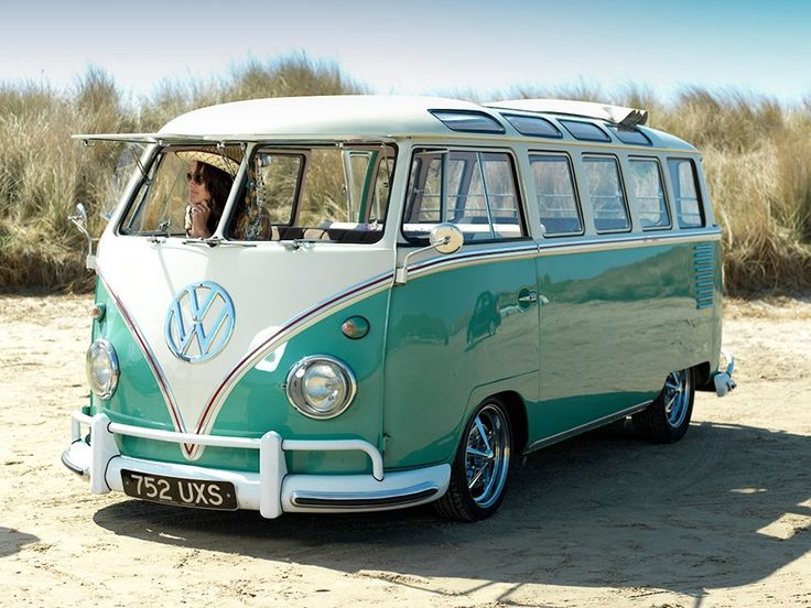 I want one of these so bad I would def flower power it up! #vw