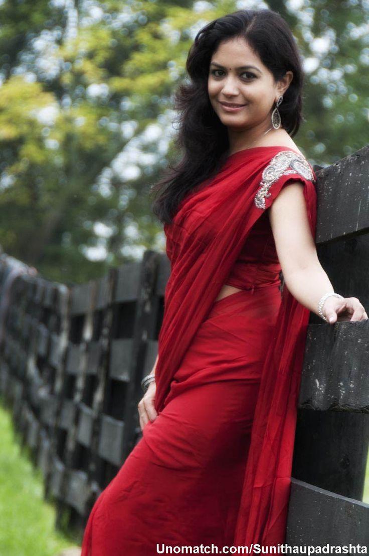 Sunitha Upadrashta is a playback singer, anchor and dubbing artist in the Telugu Film industry, also known as Tollywood. like : http://www.Unomatch.com/Sunithaupadrashta/