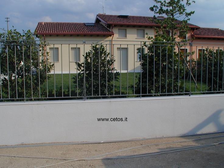 Famoso 11 best Cancelli, recinzioni e parapetti esterni images on  XO12