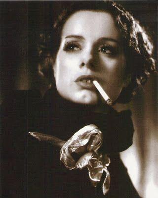 Elsa Lanchester - better known as the Bride of Frankenstein!