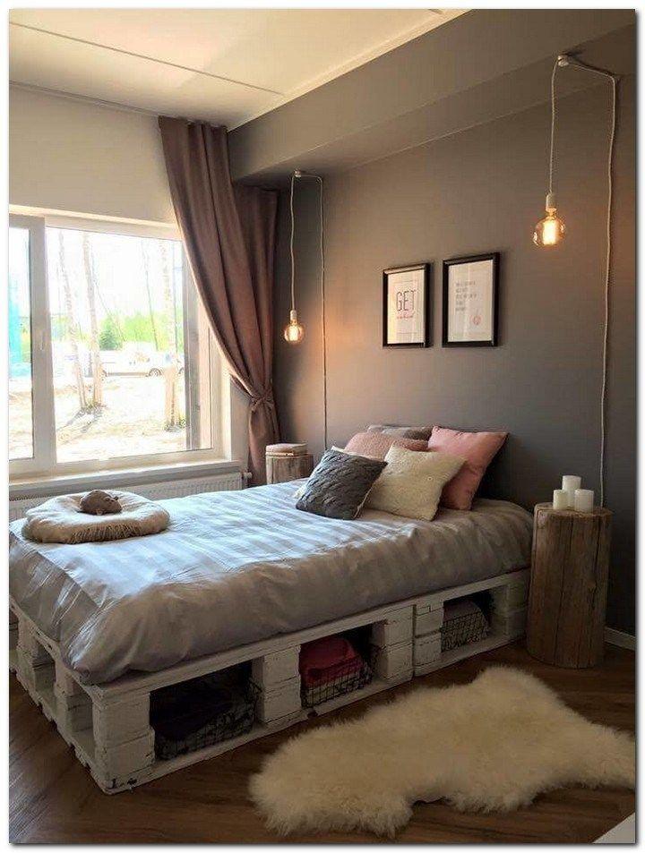 31 Amazing Pallet Bedroom Design Ideas 15 Pallet Furniture