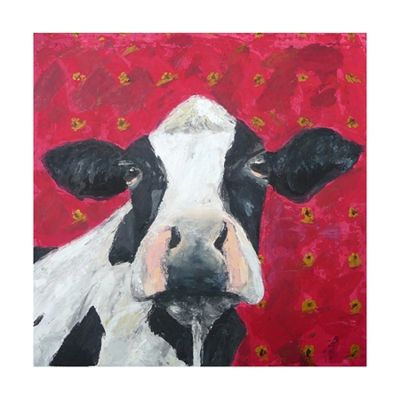 Matilda at Home (Giclee Signed Limited Edition of 75) by Charlotte Gerrard
