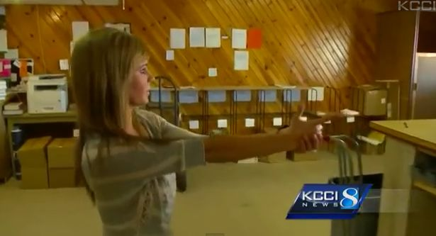 When You Try to Rob a Textbook Store, You Might Just Get a Gun in Your Face [VIDEO] - Girls Just Wanna Have Guns