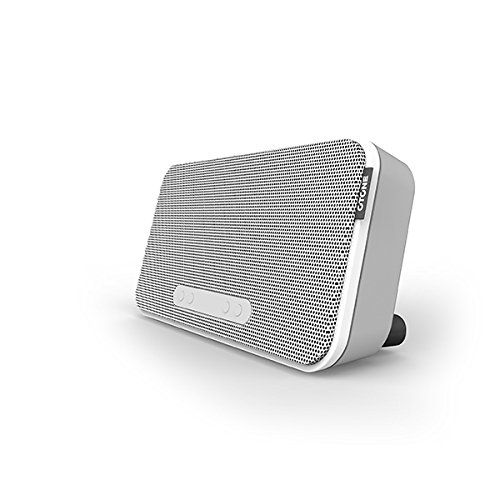 Cheap Otone 30W 2.1 Compact Powerful Bass Bluetooth Wireless Desktop Home Audio Speaker with NFC - iPhone 7/6s/6/5/5s/5/4/SE/5c Samsung S7/S6/S5 Edge HTC M8/M9 One LG Nexus Sony Experia - Tablet iPad Air Mini Retina - Mac Macbook Pro Air Laptop (White) Best Selling