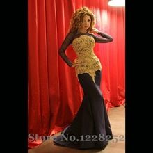 Famous Myriam Fares Evening Dresses with Gold Appliques Sheer Long Sleeves Black Satin Mermaid Evening Gowns Formal Arabic     Tag a friend who would love this!     FREE Shipping Worldwide     Buy one here---> http://oneclickmarket.co.uk/products/famous-myriam-fares-evening-dresses-with-gold-appliques-sheer-long-sleeves-black-satin-mermaid-evening-gowns-formal-arabic/