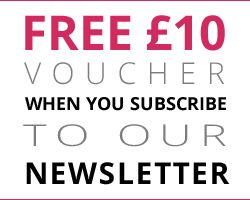 £10 voucher when you subscribe to our newsletter