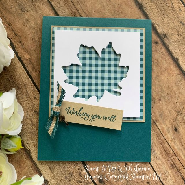 Stampin' Up! Class Gather Together Card – Stamp It Up with Jaimie
