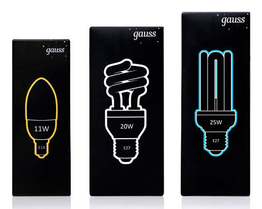 Gauss Lamps by Fastway