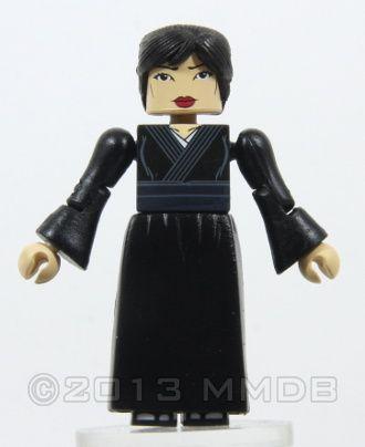 Minimate Database: Mariko Yashida