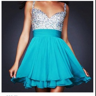 17 Best ideas about Blue Sparkly Dress on Pinterest | Sparkly prom ...