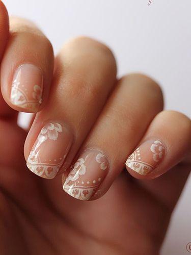 Cinco manicures perfectos para tu boda