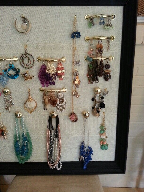 16 best images about jewelry board ideas on pinterest