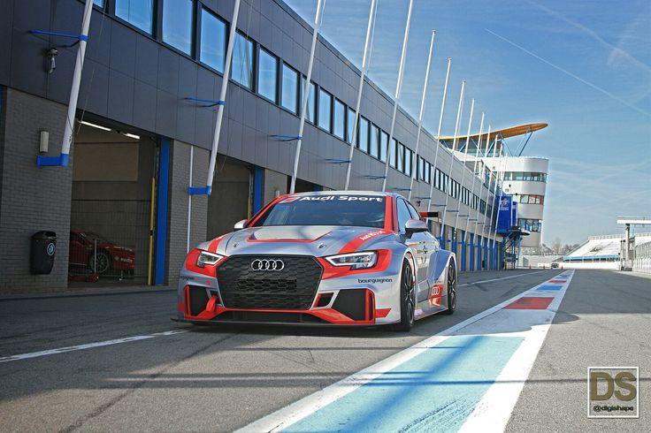 #audi #rs3lms at #ttcircuitassen