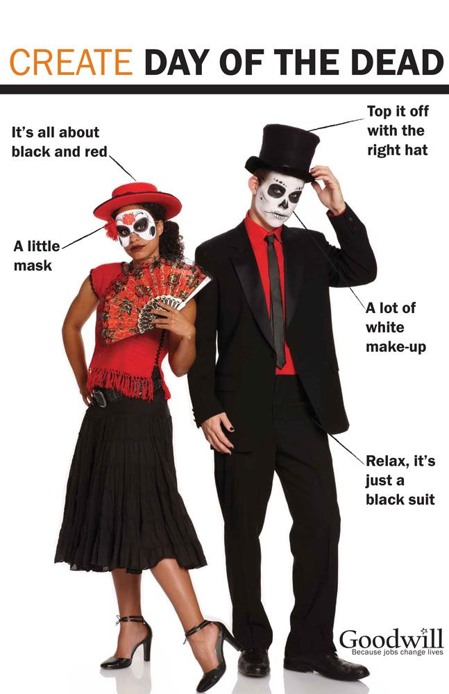 day of the dead costumes - Google Search | Day of dead ...