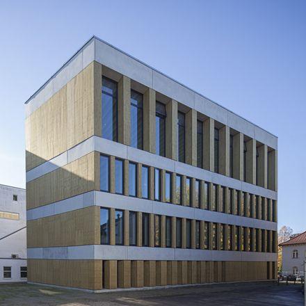 874 best elevations images on pinterest architecture bricks and facades - Meck architekten ...