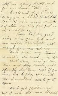Free Printable Background: Handwritten Background of Vintage Letter