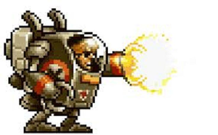 metal, slug, video, game