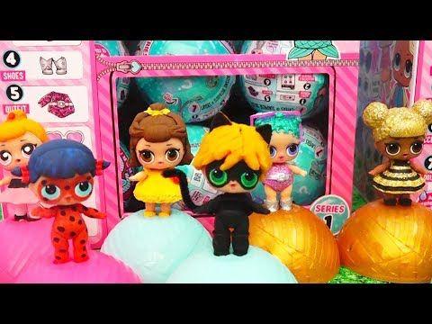 Cenicienta tiene un Nuevo Dormitorio de muñecas - Muebles para Barbie juguetes - YouTube