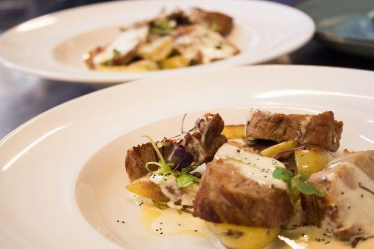 Le filet mignon c'est une chair tendre, peu grasse et d'une grande finesse gustative !  Bon appétit !