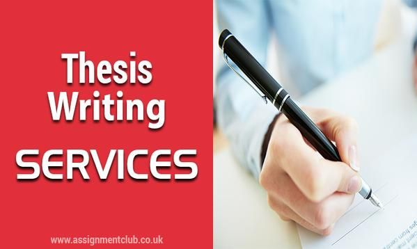 Thesi Writing Service Dissertation Services