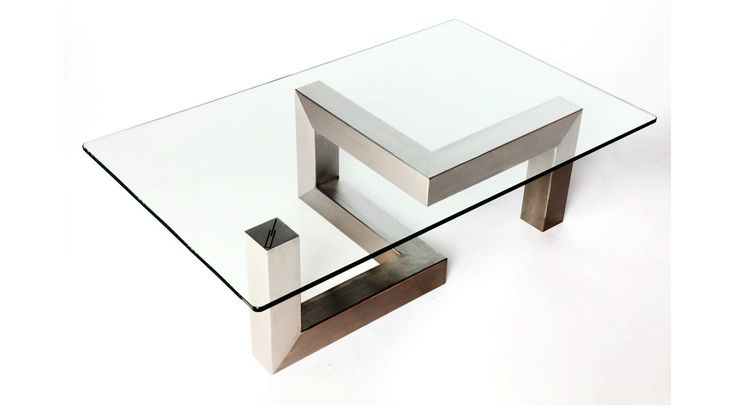 Equi Table By Transprofil Small Table Minimal Subtil