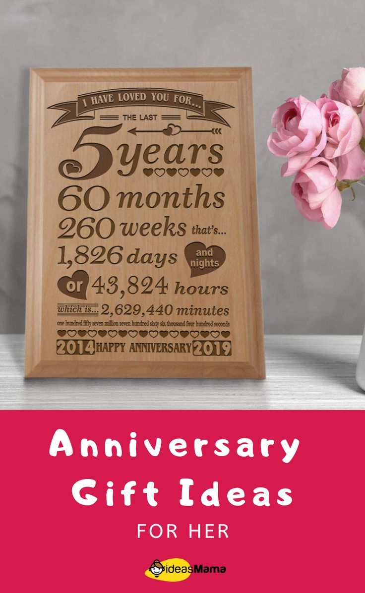 17 Best Anniversary Gift Ideas For Her That She Will Love Anniversary Gifts Wedding Anniversary Gifts Girlfriend Gifts