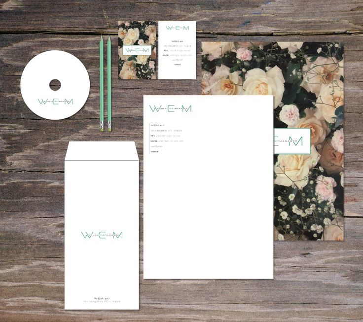 WEM • WOMAN EVENT MANAGER | Brand Identity