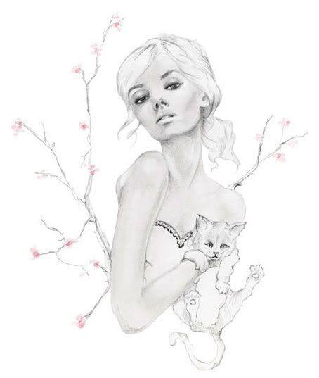 Kelly Smith illustration via | Yatzer™
