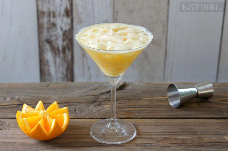 Bananaball – drink z likierem bananowym