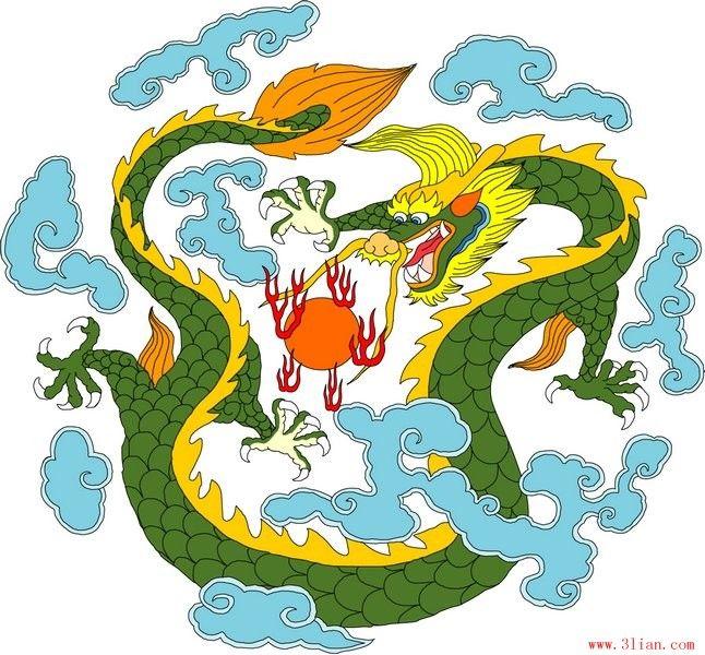 il drago cinese