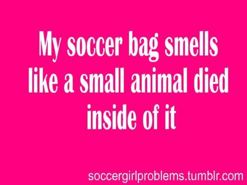 LOL for all of us w/ soccer players who will even roll the window down in the winter and stick our heads out to avoid the STANK!: Sweaty Socks, Window, Soccerproblems, Soccergirlprobs