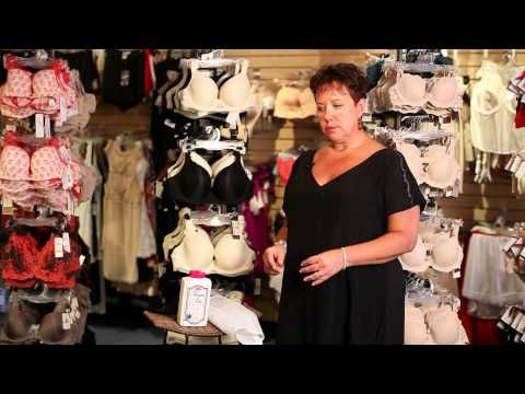How to Wash Bras Without Ruining Them : Bra Tips - YouTube