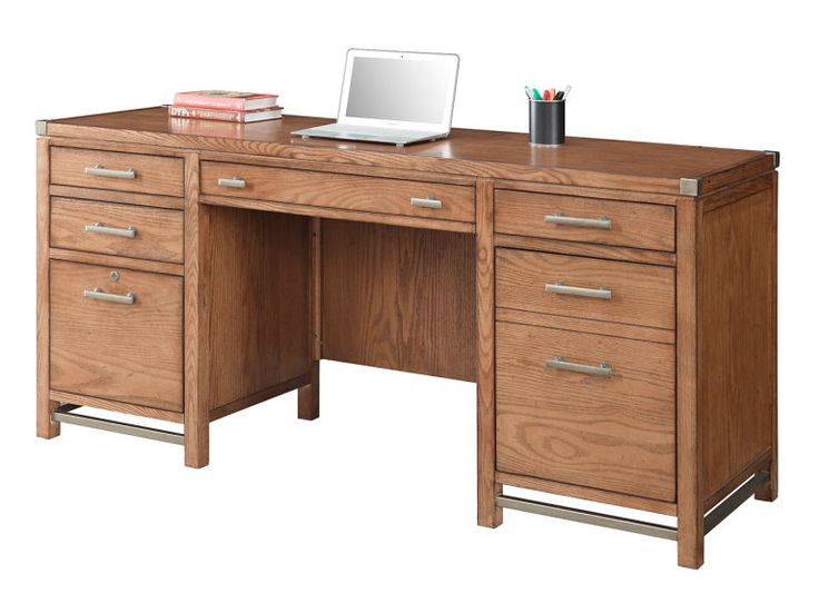 New Belmont Desk and File Cabinet