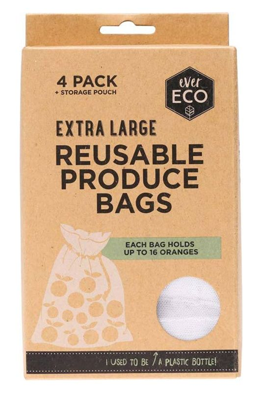 Essential For A Zero Waste Lifestyle And Those Aiming To Cut Down Their  Single Use Plastic Consumption. Reusable Produce Bags Replace Plastic  Produce Bags ...