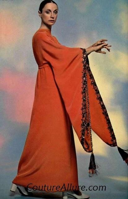 vestito anni'70