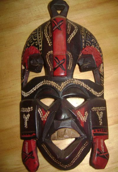 African Mask: